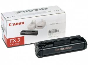 Toner negru canon fx3