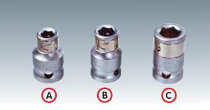 Adaptor 3/8'' bit 10 mm
