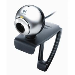 Camera web logitech quickcam connect