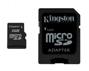 Card memorie kingston 1gb microsd