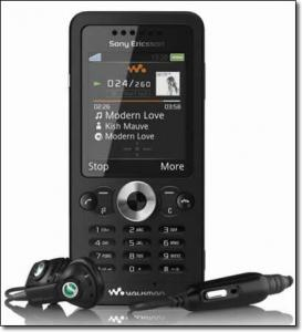 Telefon sony ericsson w302