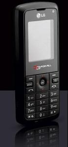 Telefon lg ku250