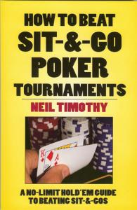 How to Beat Sit-&-Go Poker Tournaments