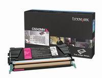 Toner lexmark c5242mh