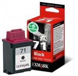 Cartus lexmark 015mx971e negru