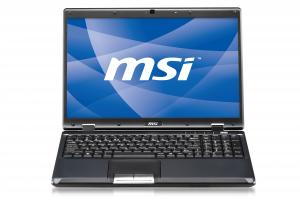 Notebook msi cr610 235xeu