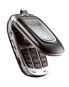 Telefon samsung x820