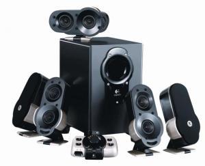 Sistem audio logitech g51