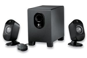 Sistem audio logitech x210