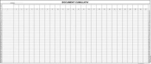 Documente cumulative