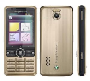 Telefon sony ericsson g700