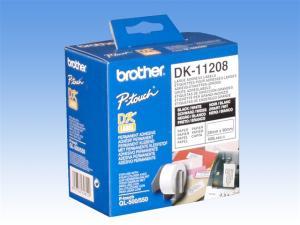 Eticheta brother dk11208