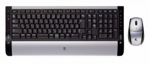 Kit Logitech Cordless Desktop S 510