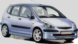 Praguri laterale Honda Jazz