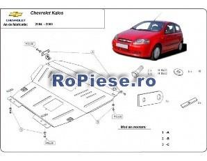 Scut metalic Chevrolet Kalos