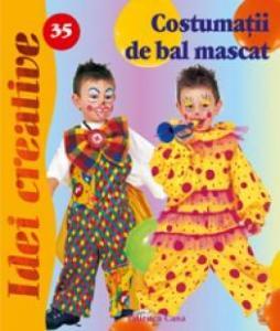 Costum bal mascat