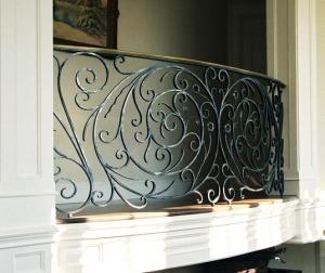 Balustrade balcon