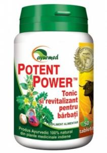 Potent Power 50 tbl