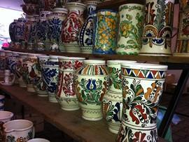 Atelier ceramica - Molnos A. Jozsef