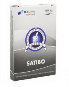 Satibo  natural - 2cps
