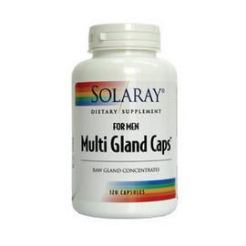 MULTI GLAND CAPS FOR MEN 120cps