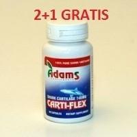 PACHET - CARTIFLEX 30cps (2+1gratis) ADAMS