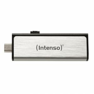 Stick USB 2.0 Intenso Mobile Line 16GB Argintiu
