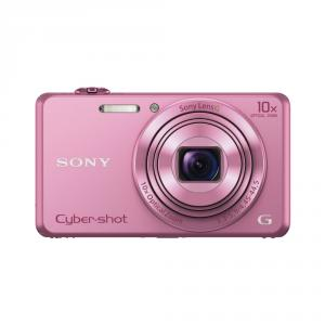 Aparat foto digital Sony DSC-WX220 18.2 MP Roz