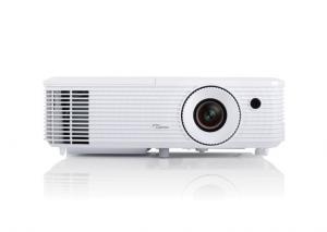Optoma HD27 3200ANSI lumens DLP 1080p (1920x1080) 3D compatibilitatea Smart projector Alb