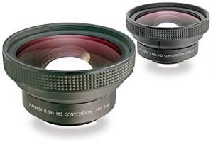 Raynox HD-6600PRO-49 Camcorder Wide lens Negru lentile pentru aparate de fotografiat