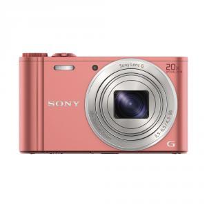 Aparat foto digital Sony DSC-WX350 18.2 MP Roz