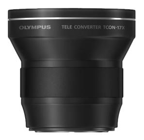 Olympus TCON-17X MILC Tele lens Negru