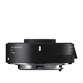 Sigma TC-1401 Tele lens Negru