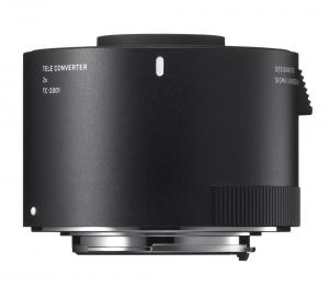 Sigma TC-2001 Tele lens Negru