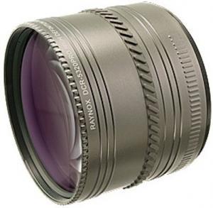 Raynox DCR-5320PRO Macro lens Negru