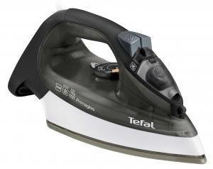 Tefal Prima FV2560 Dry & Steam iron Ceramic soleplate 2300W Negru fiare de calcat
