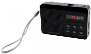 Soundmaster TR120 Portabile Digitala Negru radiouri