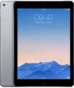"Apple iPad Air 2 9.7"" 32GB Wi-Fi Gri Stelar"