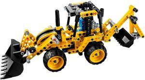 LEGO Technic: Mini Buldoexcavator