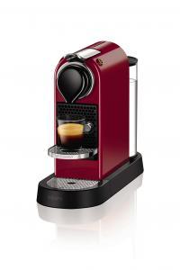 Krups Nespresso CitiZ Pod coffee machine 1L Negru, Rosu