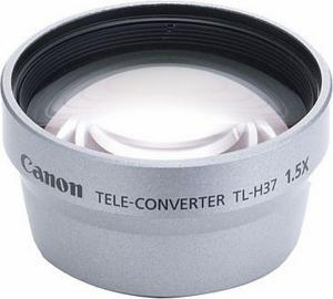 Canon TL-H37 Camcorder Tele lens Alb