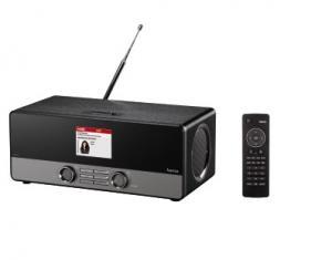 Hama DIR3100 Internet Digitala Negru radiouri