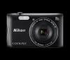 Aparat foto digital nikon coolpix a300 20mp negru