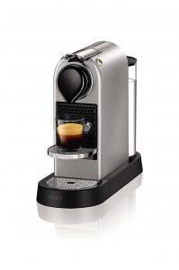 Krups XN740B Pod coffee machine 1L Argint cafetiere