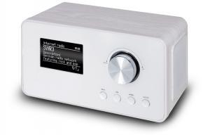 Blaupunkt IRD 30 Ceas Analog & digital Alb radiouri