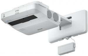 Epson EB-1450Ui 3800ANSI lumens 3LCD WUXGA (1920x1200) Alb Wall-mounted projector