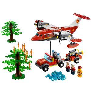 Lego city pompieri