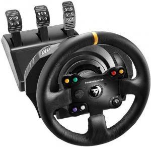 Thrustmaster 4460133 Rotite + Pedale PC-ul Negru periferice pentru gaming
