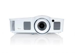 Optoma DH400 4000ANSI lumens DLP 1080p (1920x1080) 3D compatibilitatea Desktop projector Alb proiectoare de date