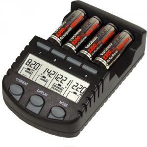 Technoline BC 700 De interior Negru incarcatoare pentru baterii